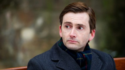 The escape artist - David Tennant