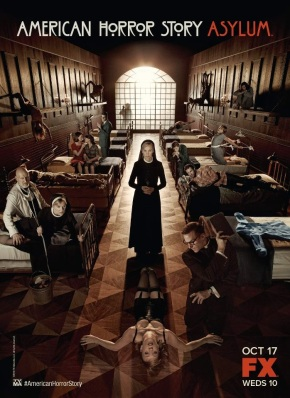 Affiche American Horror Story - Asylum