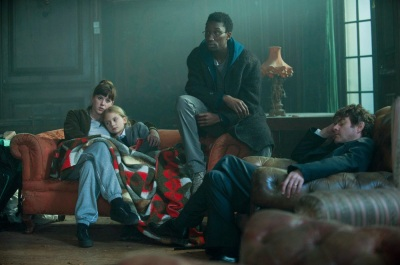 Utopia - Alexandra Roach, Emilia Jones, Nathan Stewart-Jarrett, Paul Higgins