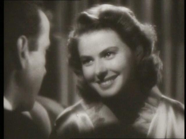 Ingrid Bergman dans Casablanca
