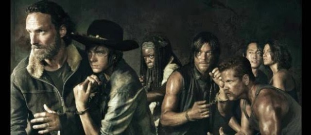 Affiche - The Walking Dead - Saison 5