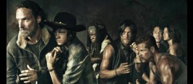 Affiche - The Walking Dead - Saison 5