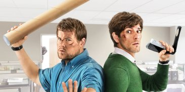 The wrong mans - James Corden et Mathew Baynton