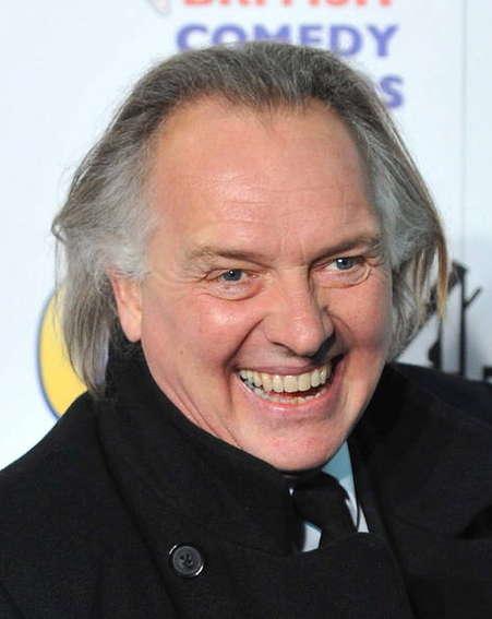 Rik Mayall au British Comedy Award en 2011 (Wenn)