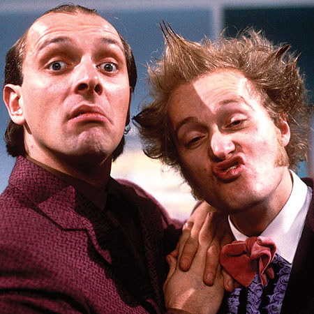 The Dangerous Brothers - Rik Mayall et Adrian Edmondson