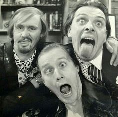Filthy Rich and Catflap - Nigel Planer, Adrian Edmondson et Rik Mayall