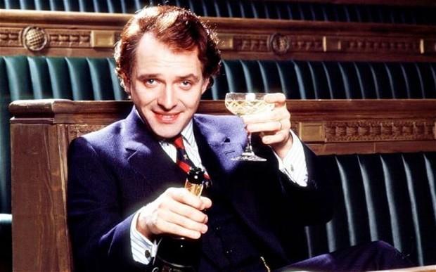The Nex Statesman (ITV/REX) Rik Mayall