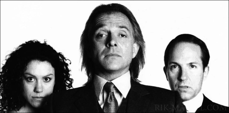 Believe Nothing - Emily Bruni, Rik Mayall et Michael Maloney