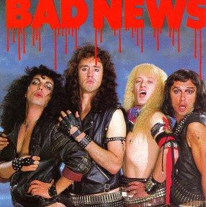 The Comic Strip Presents - Bad News - Rik Mayall, Nigel Planer, Adrian Edmondson et Peter Richardson