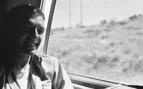 Rik Mayall en tournée aux Etats-Unis en 1978