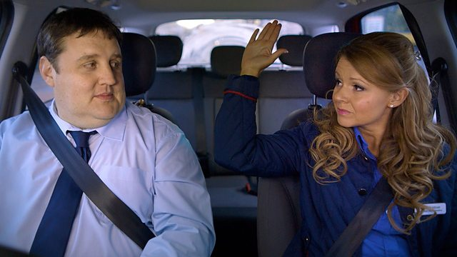 Peter Kay's Car Share - Peter Kay et Sian Gibson