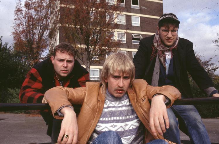 Paul Calf's Video Diary - John Thomson, Steve Coogan et Patrick Marber