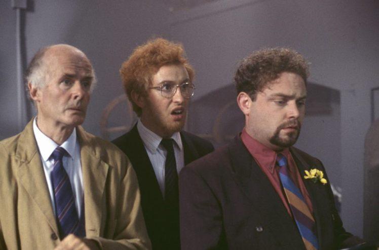Coogan's run - Alf (John Clegg) Tim Fleck (Steve Coogan) et John Thomson (Graham Lambert) Pozzitive Comedy