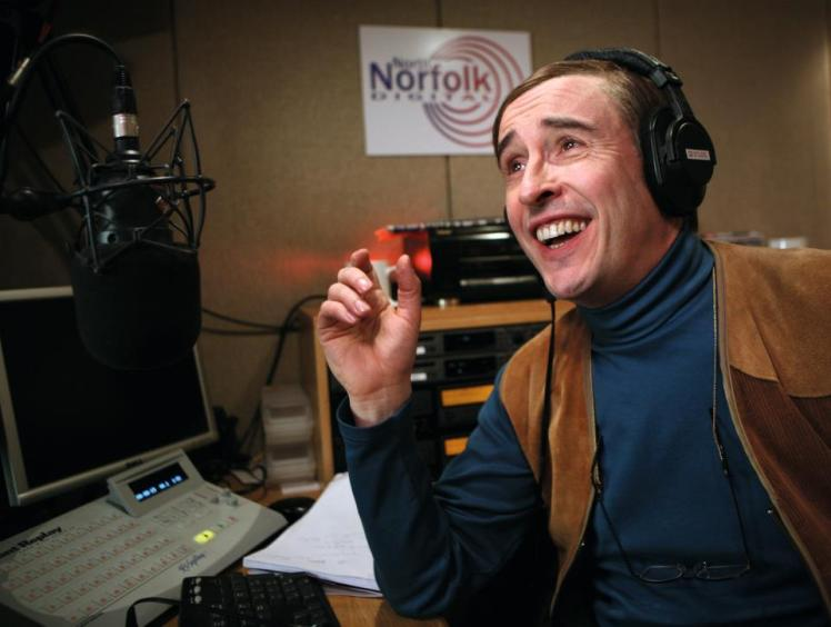 Mid Morning Matters with Alan Partridge - Steve Coogan