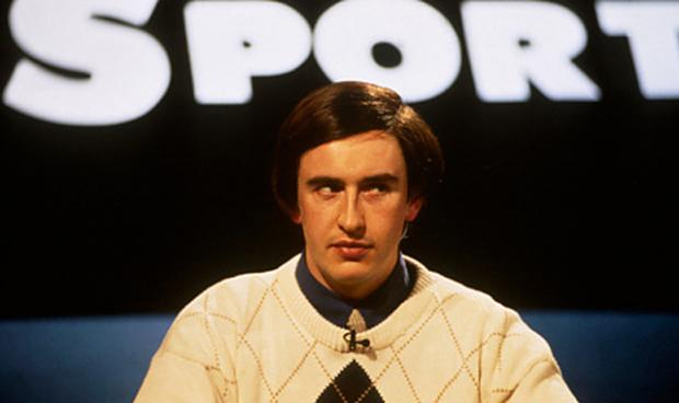 Alan Partridge (Steve Coogan) - The Day Today