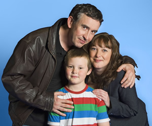 Sunshine - Steve Coogan, Dominic Senior et Lisa Millett