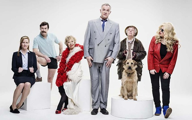Man Down - Jeany Spark, Mike Wozniak, Gwyneth Powell, Greg Davies, Stephanie Cole et Roisin Conaty