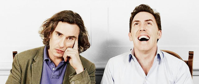 The Trip - Steve Coogan et Rob Brydon