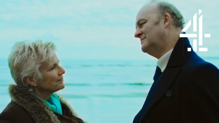 National Treasure - Julie Walters et Tim McInnerny Channel 4