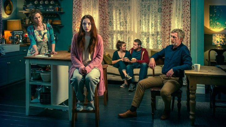 Thirteen - Natasha Little, Jodie Comer, Katherine Rose Morley, Joe Layton et Stuart Graham